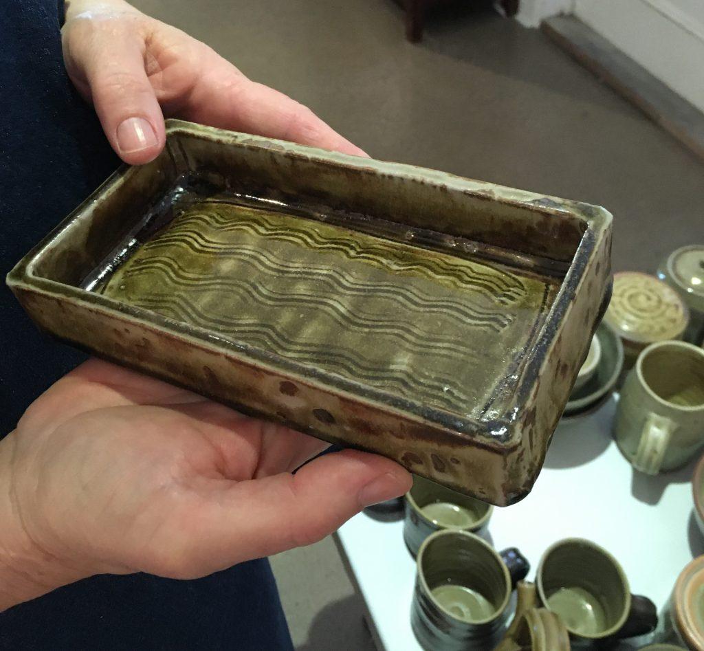 Ceramic Tray by John James